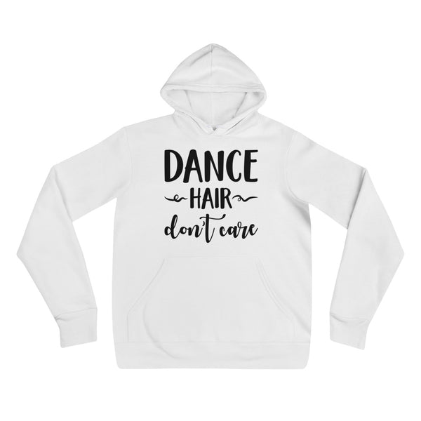 Dance Hair, Don't Care - Women's Hoodie