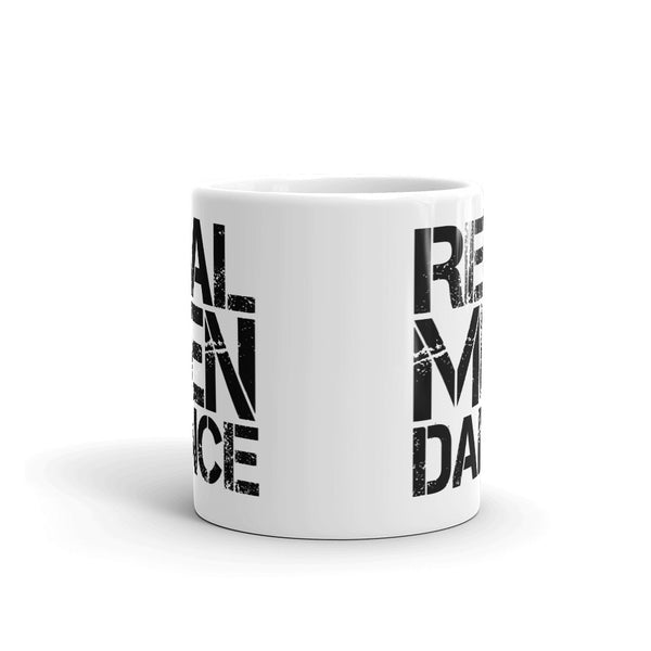 Real Men Dance Mug