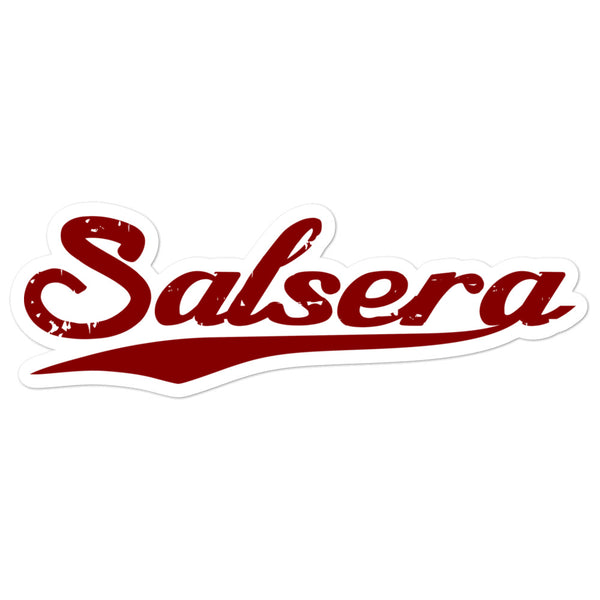 Salsera - Sticker