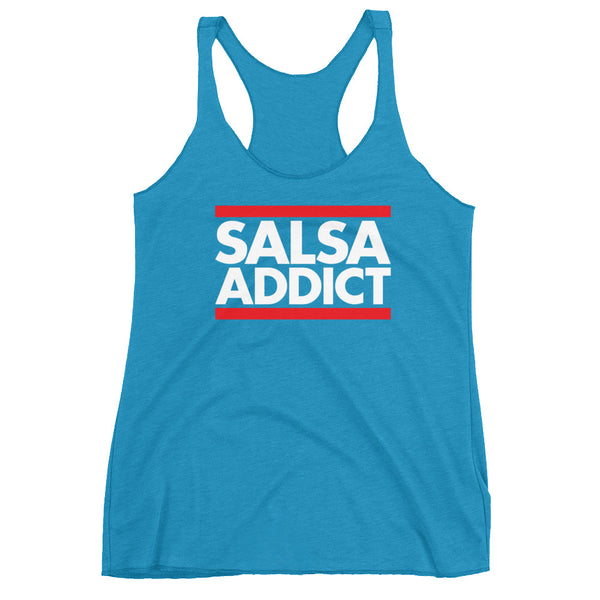 Salsa Addict - Women's Salsa Dancing Tank Top