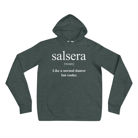 Salsera Definition - Women's Hoodie
