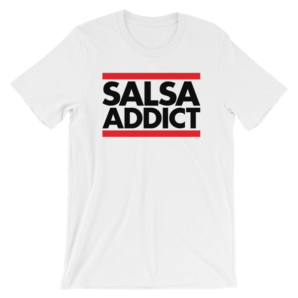 Salsa Addict - Women's Salsa Dancing T-Shirt