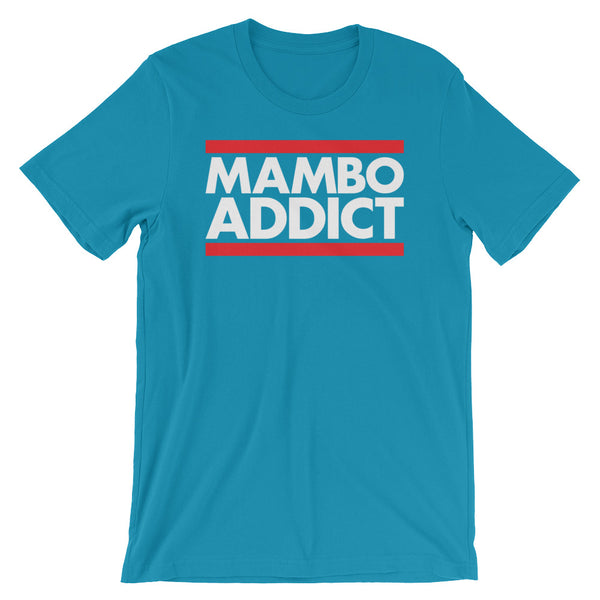 Mambo Addict - Women's Salsa Dancing T-Shirt