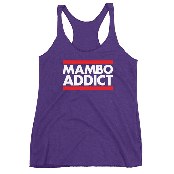 Mambo Addict - Women's Salsa Dancing Tank Top