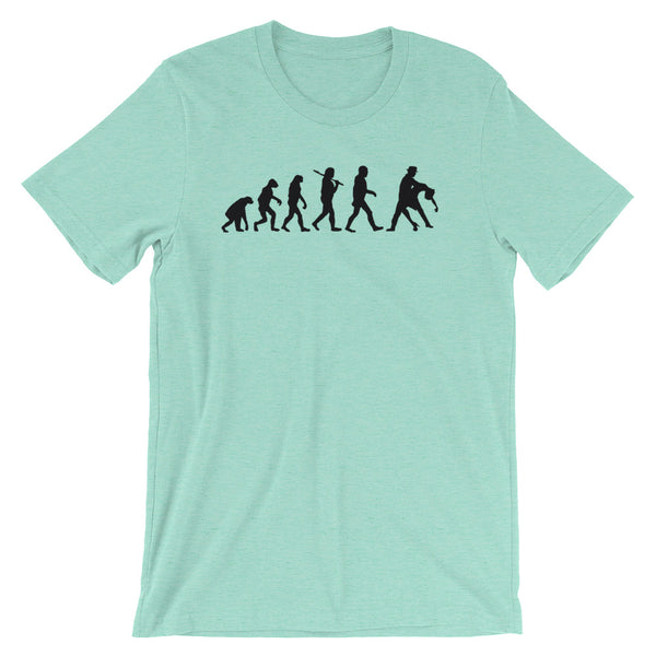 Evolution of Salsa - Men's Salsa Dancing T-Shirt
