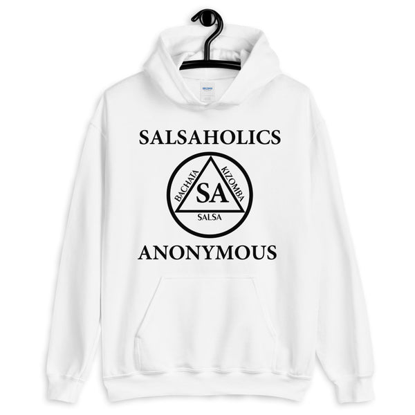 Salsaholics Anonymous - Men's Hoodie