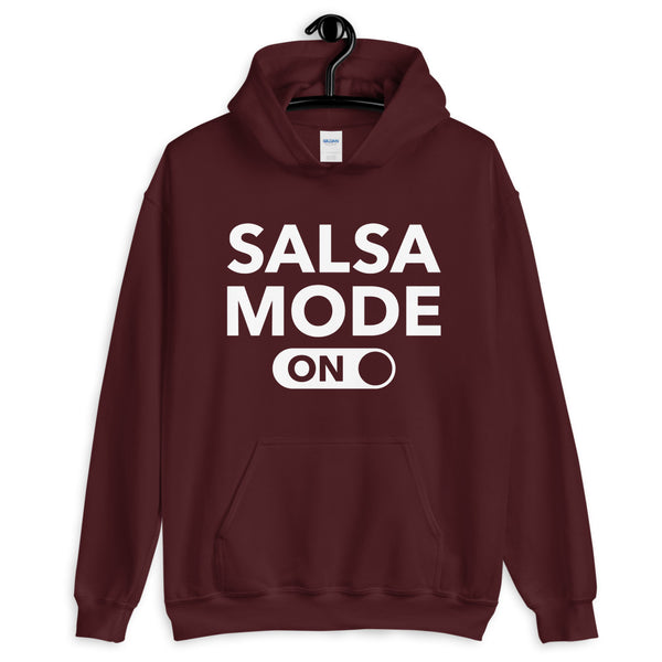 Salsa Mode On - Men's Hoodie