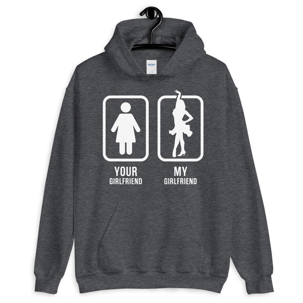 Your Girlfriend, My Girlfriend - Men's Hoodie