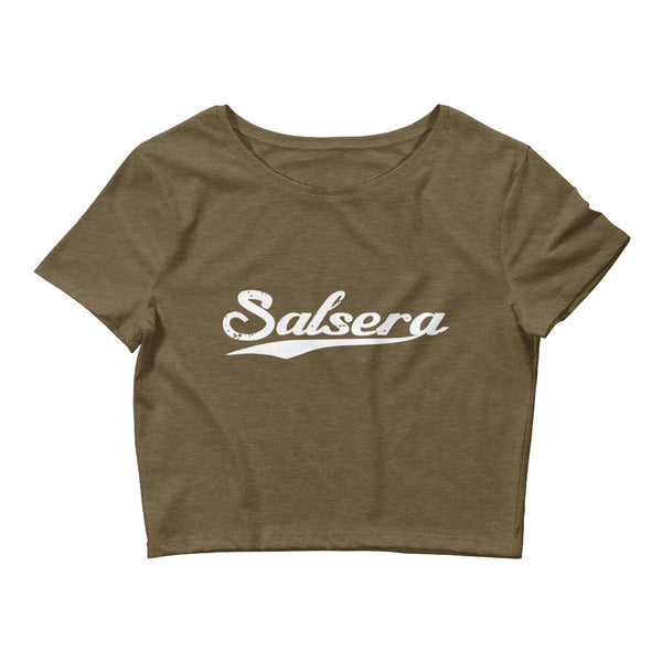 Salsera - Women's Crop Top