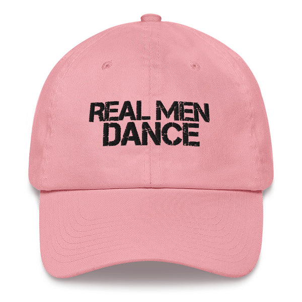 Real Men Dance - Baseball Cap