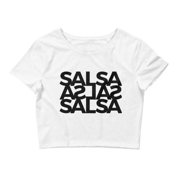 Salsa Salsa Salsa - Women's Crop Top