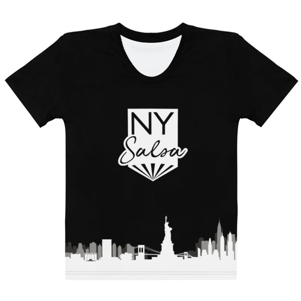 NY Salsa - Men's Salsa Dancing T-shirt