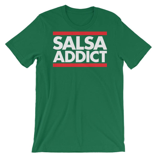Salsa Addict - Women's T-Shirt (Kelly)