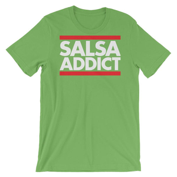Salsa Addict - Women's T-Shirt (Leaf)