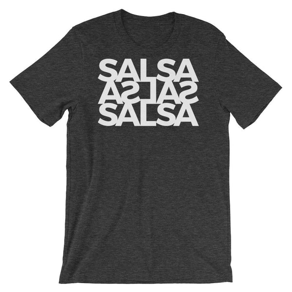 Salsa Salsa Salsa - Men's T-Shirt (Dark Grey Heather)