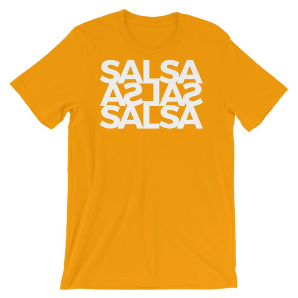Salsa Salsa Salsa - Men's T-Shirt (Gold)