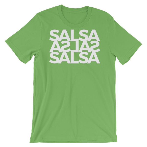 Salsa Salsa Salsa - Men's T-Shirt (Leaf)