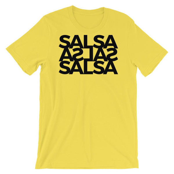 Salsa Salsa Salsa - Men's T-Shirt (Yellow)