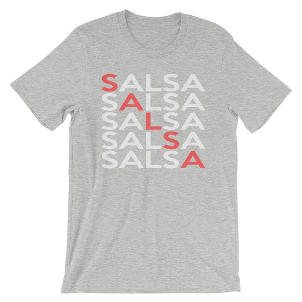 Salsa Salsa Salsa Salsa Salsa - Men's T-Shirt (Athletic Heather)