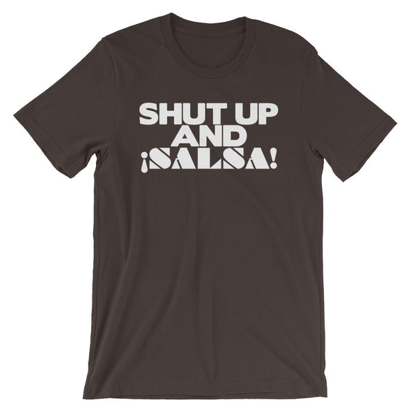 Shup And Salsa - Women's T-Shirt (Brown)