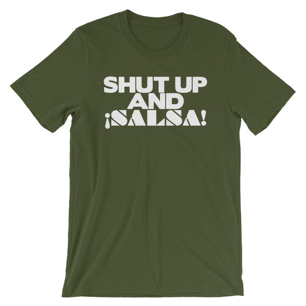 Shup And Salsa - Women's T-Shirt (Olive)