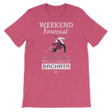 Weekend Forecast - Women's Salsa Dancing T-Shirt