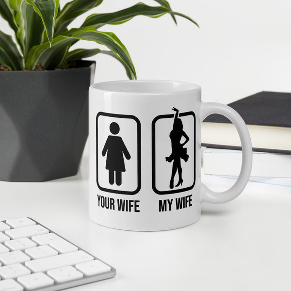 Your Wife, My Wife Mug