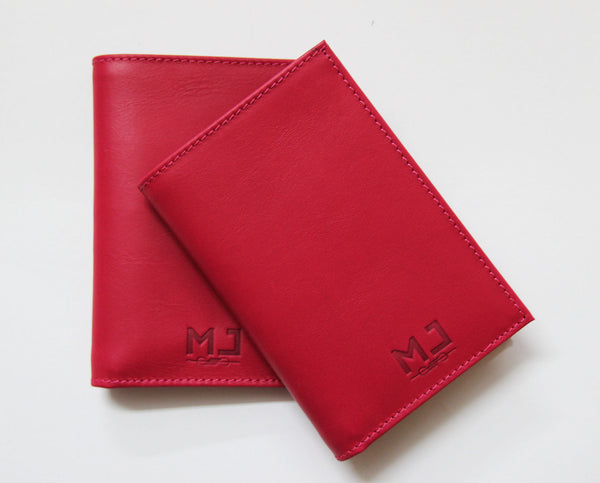 PINK PINK - Women's Pink Leather Wallet