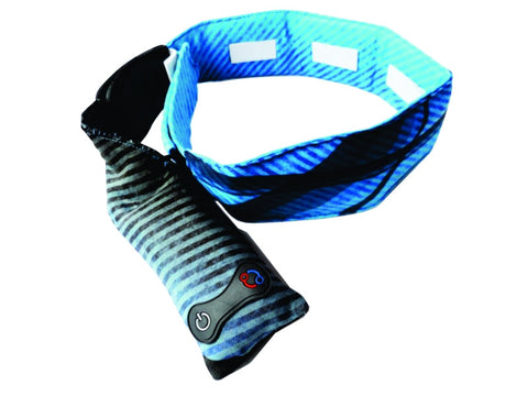 Climaware neck wrap- stay warm or cool in any office