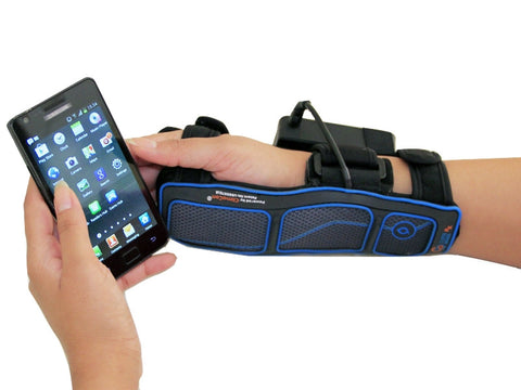 Climaware Wrist Brace Ice Heat and Contrast