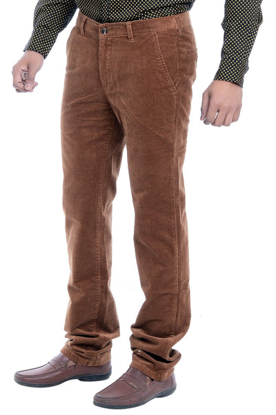 Moustache Slim Mens Trouser
