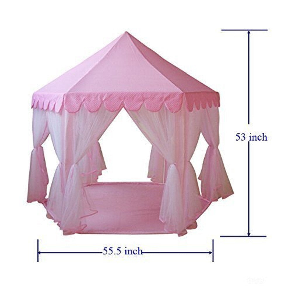 Super Cute Princess Play Tent for Girls Comes with the Light  sc 1 st  Dalosdream : playhouse tent for girls - memphite.com