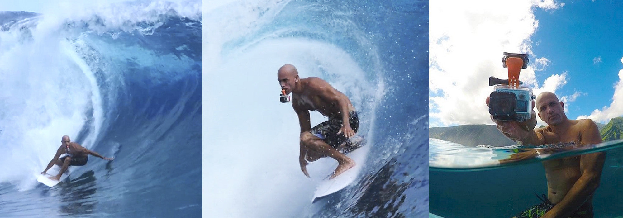 Kelly slater mouth mount