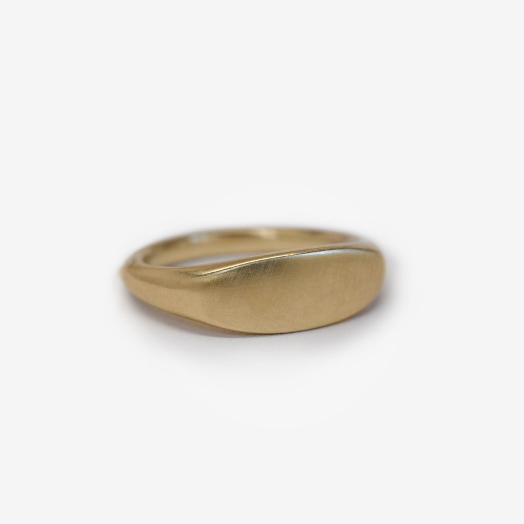 Classic Gold  | Slab Ring