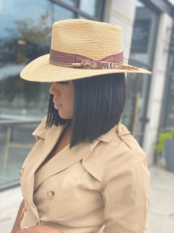 Easy Like Sunday | Luxury Hat