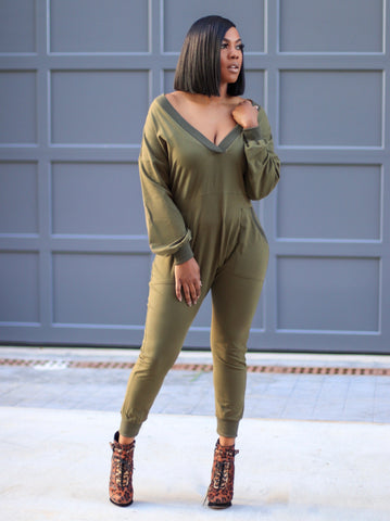 Tap In | Jumpsuit  (3 colors)