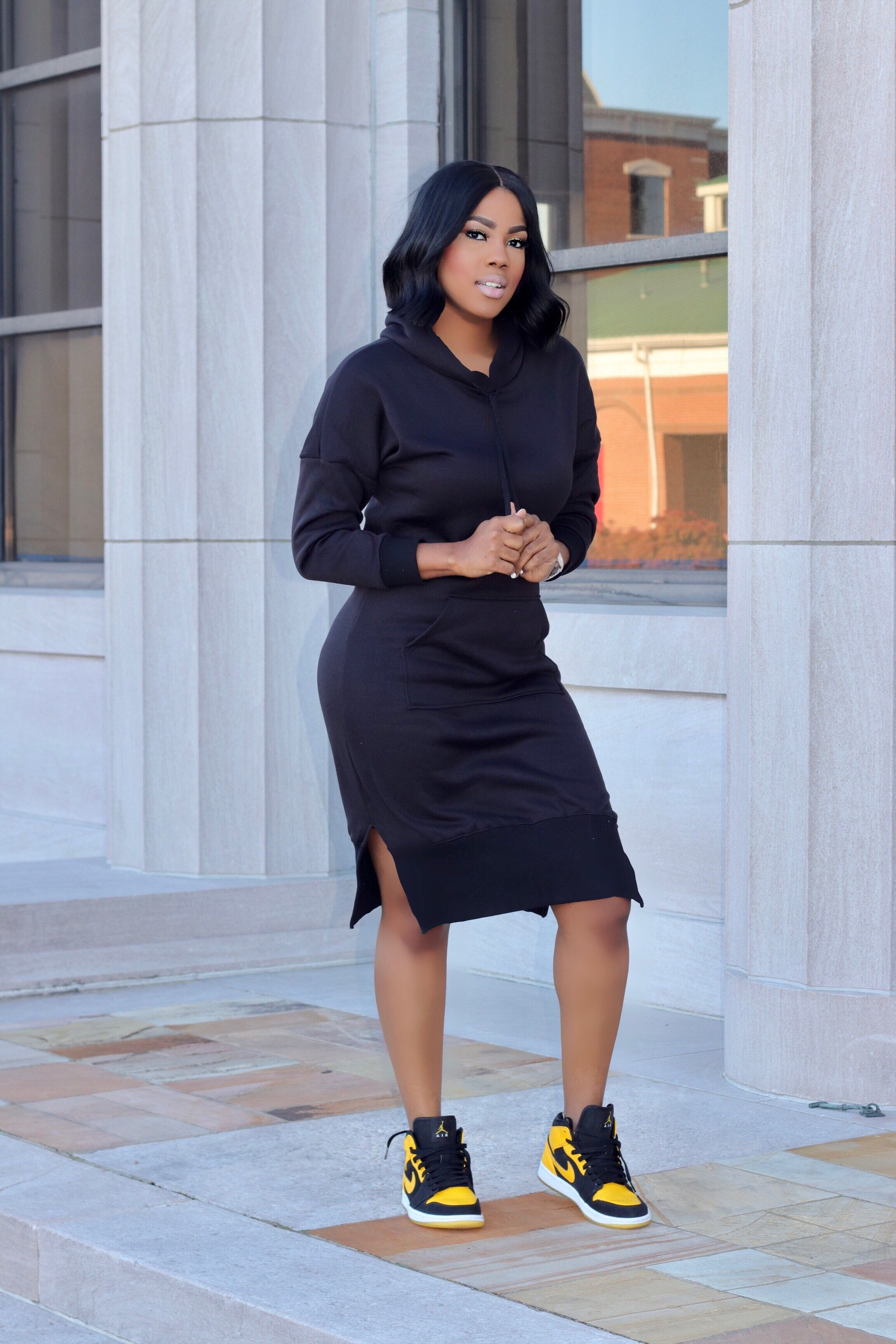 Black Riding Hood - Boutique J.Renee