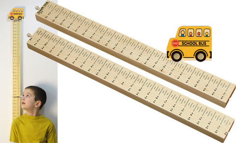 Growth Stick, School Bus