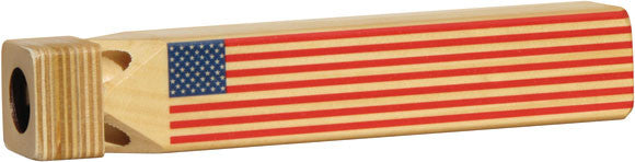 Train Whistle, Flag