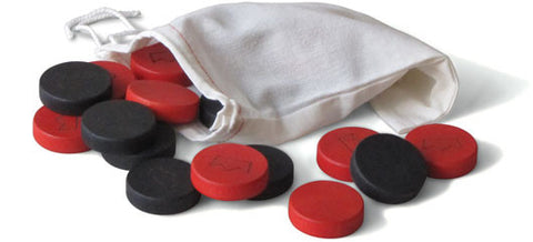 Checkers, Plain, 24-piece