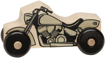 Scoot, Motorcycle