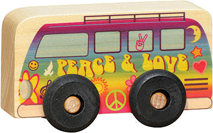 Scoot, Peace Van