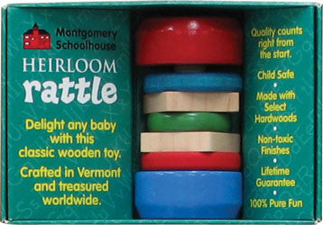 Rattle, Mini Disk, Boxed