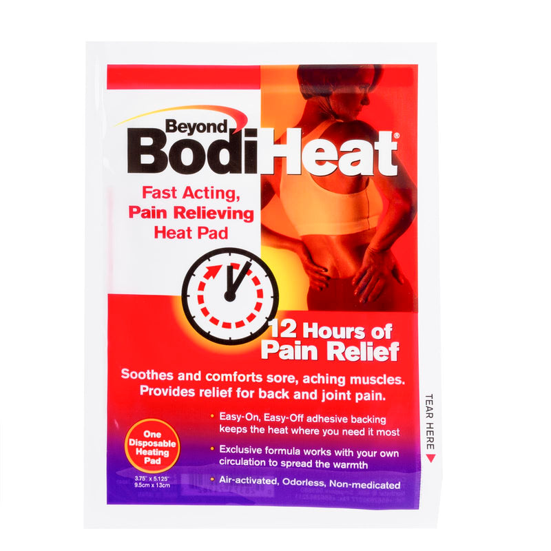 Beyond BodiHeat® Heat Pack - 1s