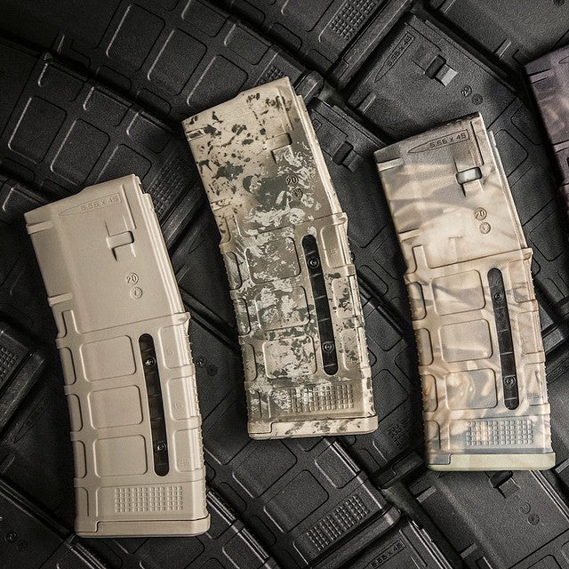 Differences Between Gen 2 & Gen 3 Magpul PMAGs