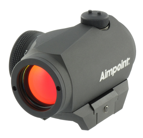 Aimpoint Micro H-1, Sights & Optics, Aimpoint,Aimpoint Micro H-1 - Big Tex Outdoors