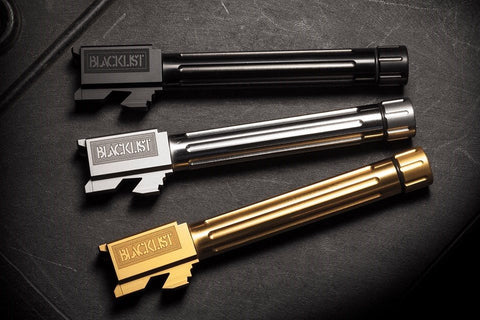 Blacklist Glock Drop In Ultra Match Barrels, Barrels, Blacklist Industries,Blacklist Glock Drop In Ultra Match Barrels - Big Tex Outdoors