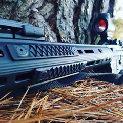 RailScales High Temp Polymer (HTP) MLOK Series, AR Accessories, Rail Scales,RailScales High Temp Polymer (HTP) MLOK Series - Big Tex Outdoors