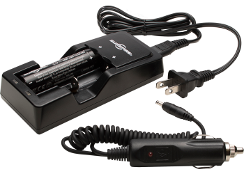 Surefire 18650 BATTERY CHARGER Lithium Ion Rechargeable Battery & Charger SF18650A-KIT