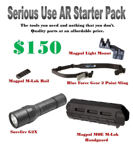 Serious Use AR Starter Pack